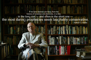 Science fiction writers and their wisdom