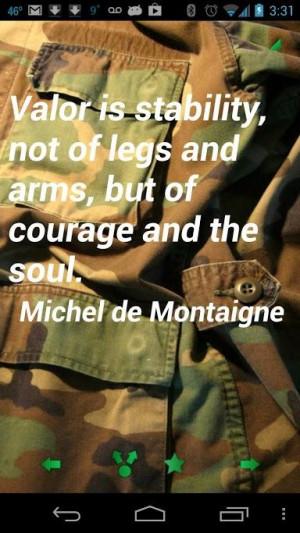 Military Quotes Screenshot 2