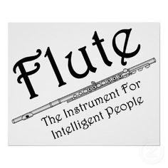 Intelligent Flute Posters