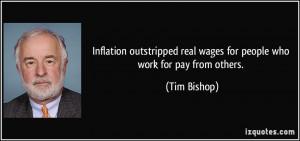 Tim Bishop Quote