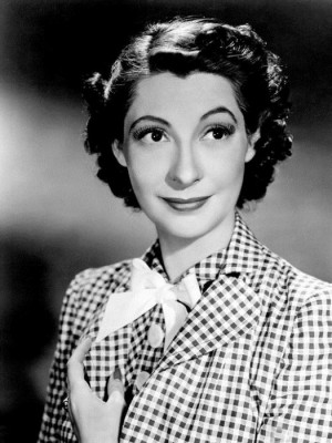 Ilka Chase, a woman of wit, opinion and a commitment to gingham