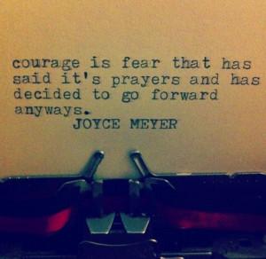 Favorite Joyce Meyer Quotes