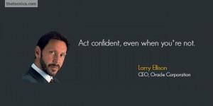 larry_ellison Quote