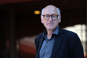 Michael Nyman Composer Michael Nyman poses on the red carpet during