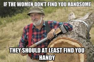 funny handyman