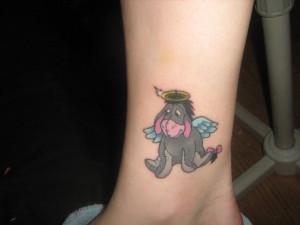 Disney Quote Tattoos Disney quote tattoo