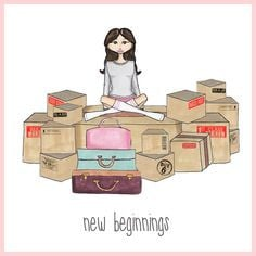 ... new houses quotes idea illustrations inspiration new beginnings quotes
