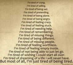 PTSD Quotes | ptsd quotes ~ I recognize this list, and I'm doing ...