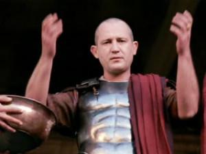 Hristo Shopov as Pontius Pilate