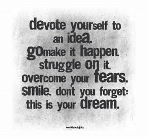 Make It Happen Quotes