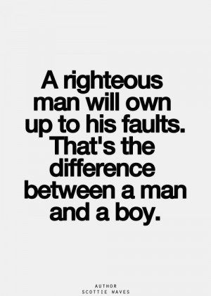 Absolutely, and the difference between a grown woman and a girl. - P.S ...