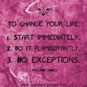 Inspiring Quotes About Changing Your Life Change your life quotes