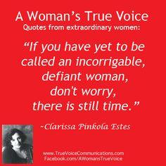 Clarissa Pinkola Estes Quotes