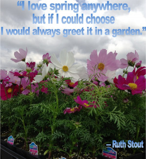 Gardening Quotes Power flowers