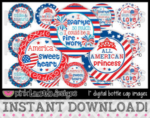 Land That I Love - cute 4th of July sayings - INSTANT DOWNLOAD 1 ...