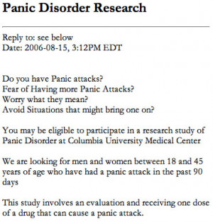 Panic Attack Quotes
