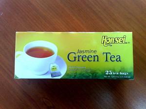 Honsei Jasmine Green Tea Bag