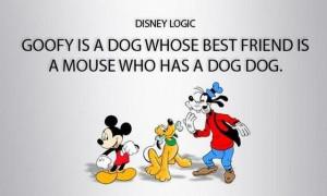 Weird Facts From Disney Land Cartoons (21 Photos)