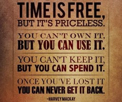 inspirational quotes about time passing
