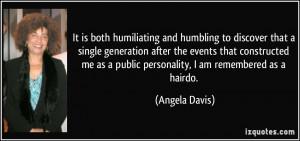 More Angela Davis Quotes
