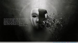 "masks…""-Sarah Connor motivational inspirational love life quotes ..."