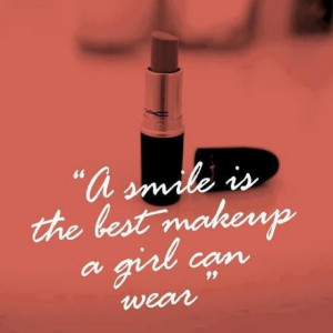 Make up quote