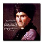 Jean Jacques Rousseau: Philosophy of Education Quote & Picture on ...