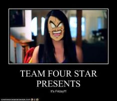 TFS PRESENTS: It's Friday 4 years ago in Movies & TV