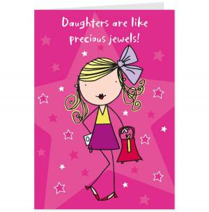 birthday card daughter funny