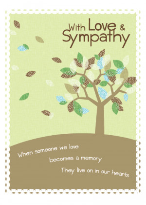 Funeral Sympathy Card Messages
