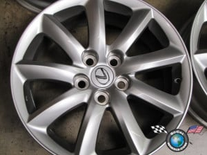 One 07-09 Lexus LS460 Factory 18
