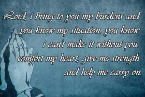 Popular Prayer Quotes and Sayings