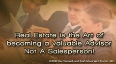 ... 20230181 real estate advice is more powerful than real estate selling