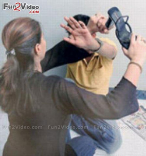 Related Pictures husband wife fight started funny jpeg