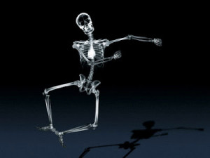 Funny X-ray Pictures Of Skeletons