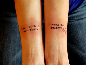 27 Unique Tattoo Quotes Which Are Adorable - 23