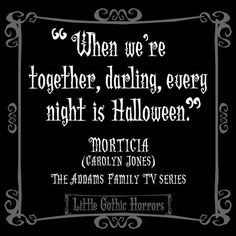Little Gothic Horrors: Delightfully Dark Quotes More