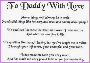 ... *] Happy Fathers Day 2015 Quotes, Wishes, Sayings, Greetings, Poems
