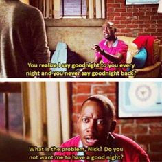 goodnight new girl more new girls quotes winston new girls nick and ...