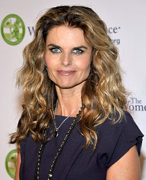 Pal: Maria Shriver Reeling from
