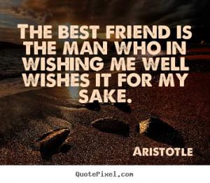 Aristotle Quotes About Friendship