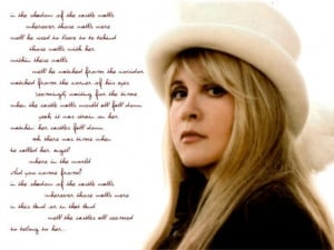 Ooh My Love - Stevie Nicks