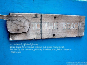 BeachQuote