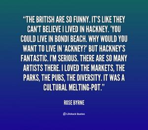 Funny British Quotes