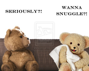 Ted Snuggle Quintajo
