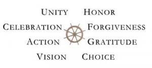 Honor , Forgiveness , Gratitude , Choice ,