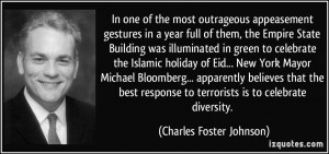 More Charles Foster Johnson Quotes