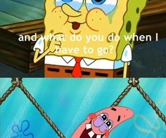Spongebob SquarePants Funny Quotes