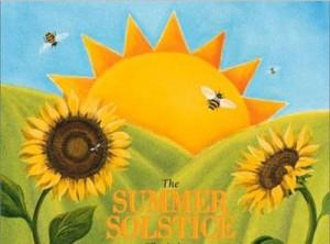 Happy Summer Solstice!