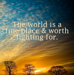 30 Inspirational Environmental Quotes